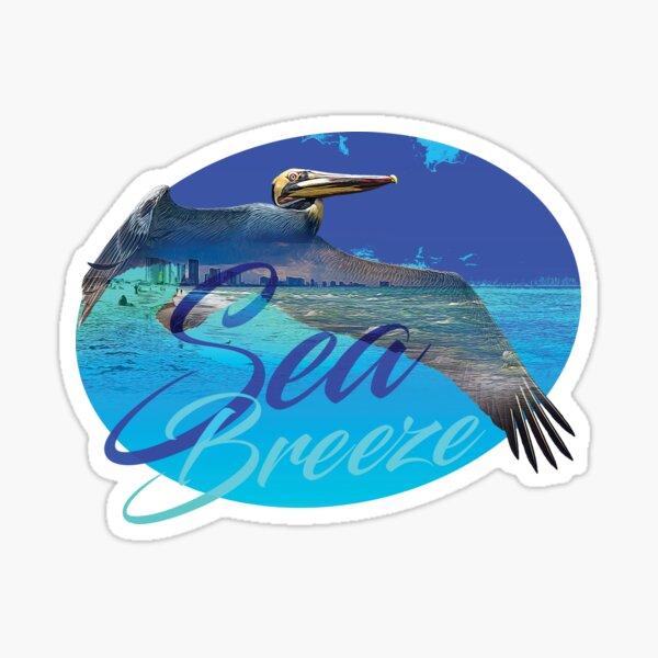 Sea Breeze Sticker