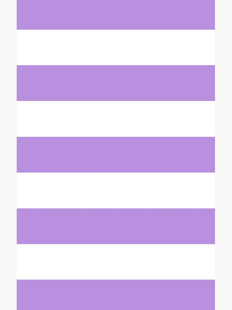 Stripes (Parallel Lines) - Purple White by sitnica
