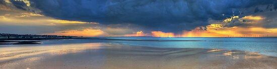 Westgate Sunset by Bob Culshaw