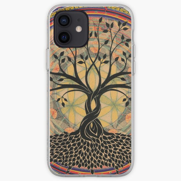 Life:Tree iPhone Soft Case