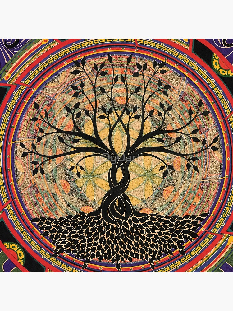 Life:Tree by y0y0art