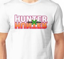 Hunter X Hunter Title Unisex T-Shirt