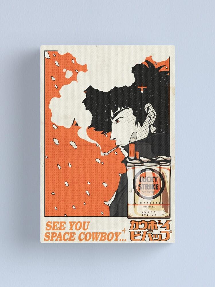 Alternate view of Cowboy Bebop Canvas Print