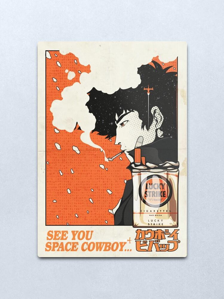 Alternate view of Cowboy Bebop Metal Print