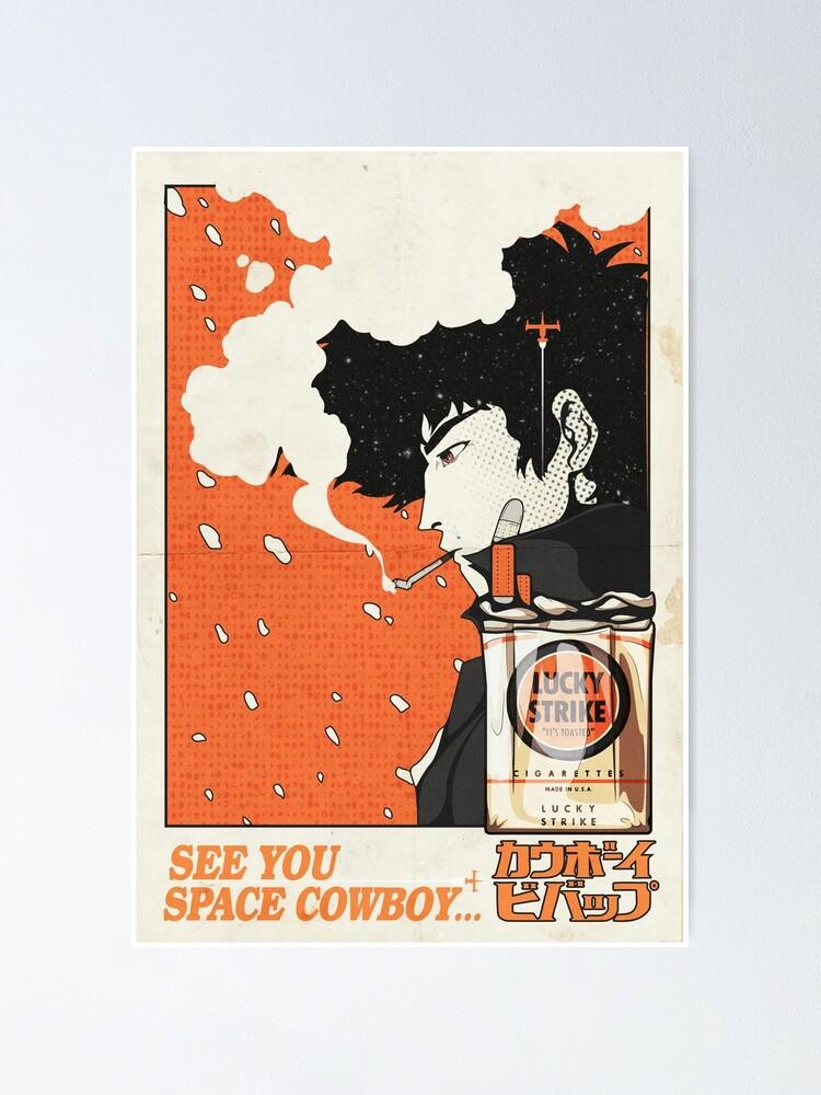 Alternate view of Cowboy Bebop Poster