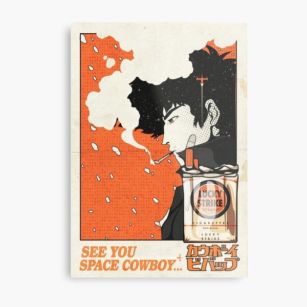Cowboy Bebop Metal Print