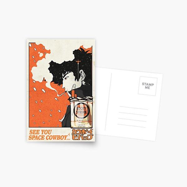 Cowboy Bebop Postcard
