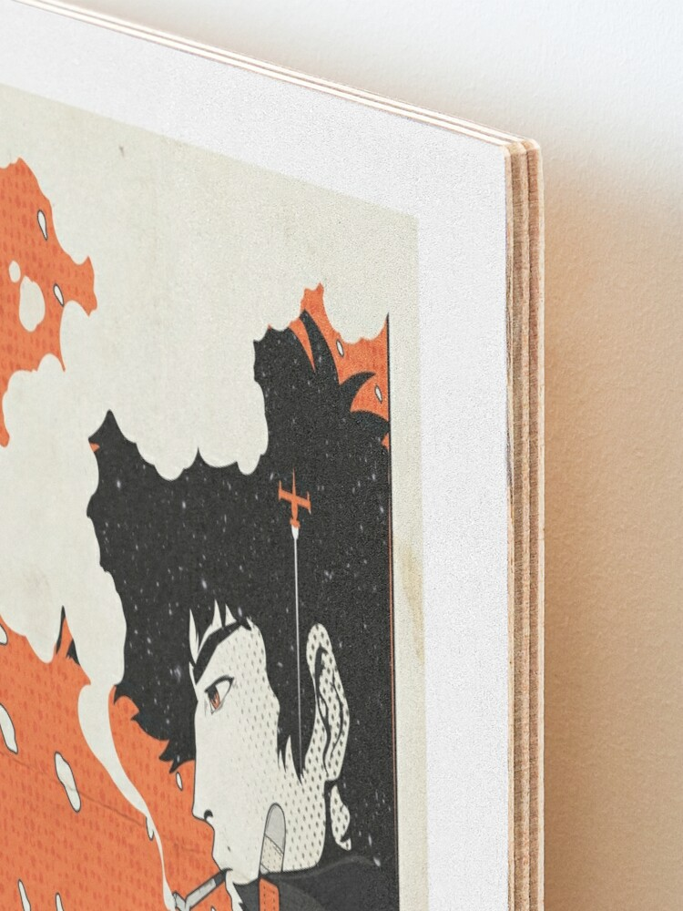 Alternate view of Cowboy Bebop Mounted Print