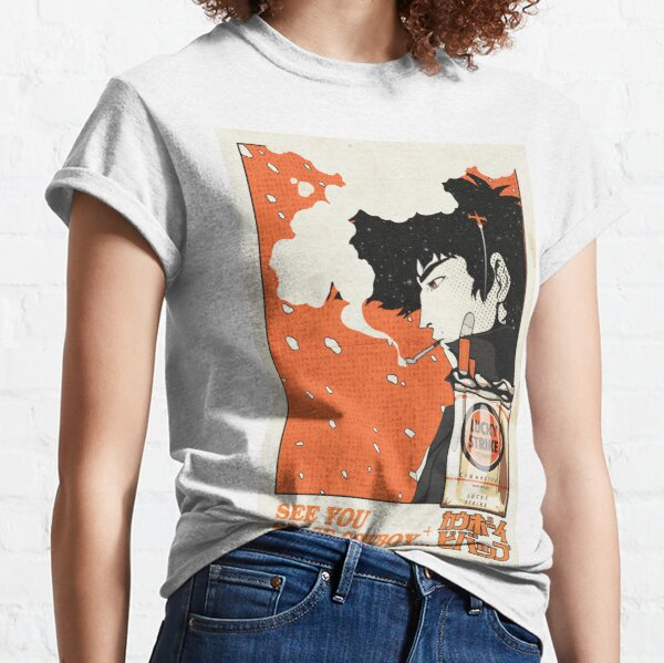 Cowboy Bebop T-shirt classique