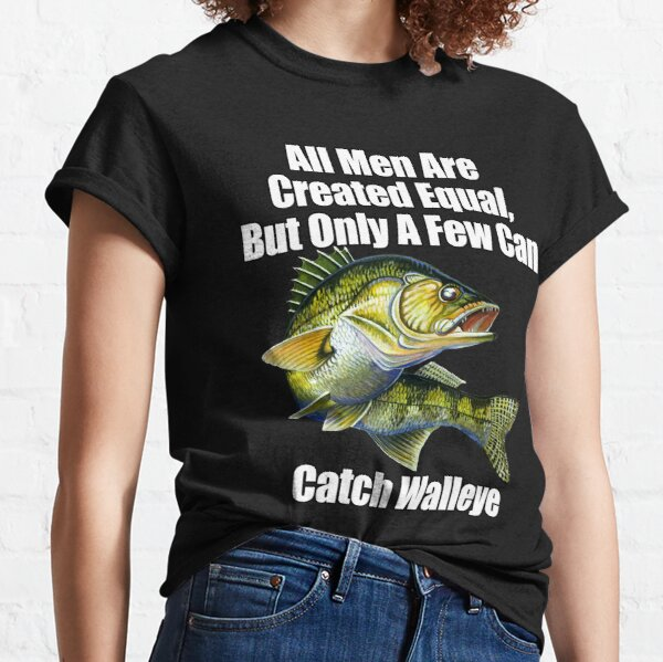 We Fish Like You Only Prettier Tshirt Fishing Fisher Women Sweatshirt tee
