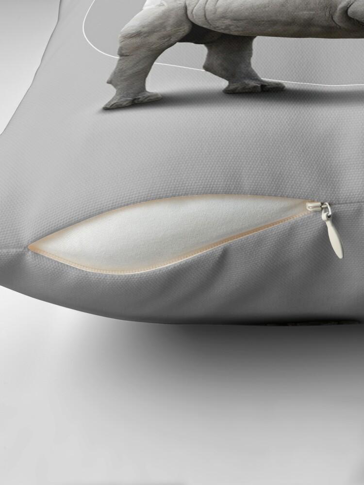Alternate view of orenda I Floor Pillow