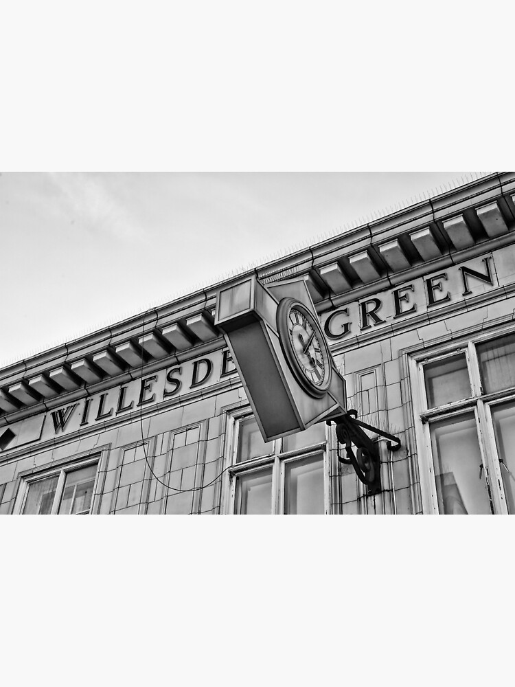 Willesden Green Tube Station by AntSmith