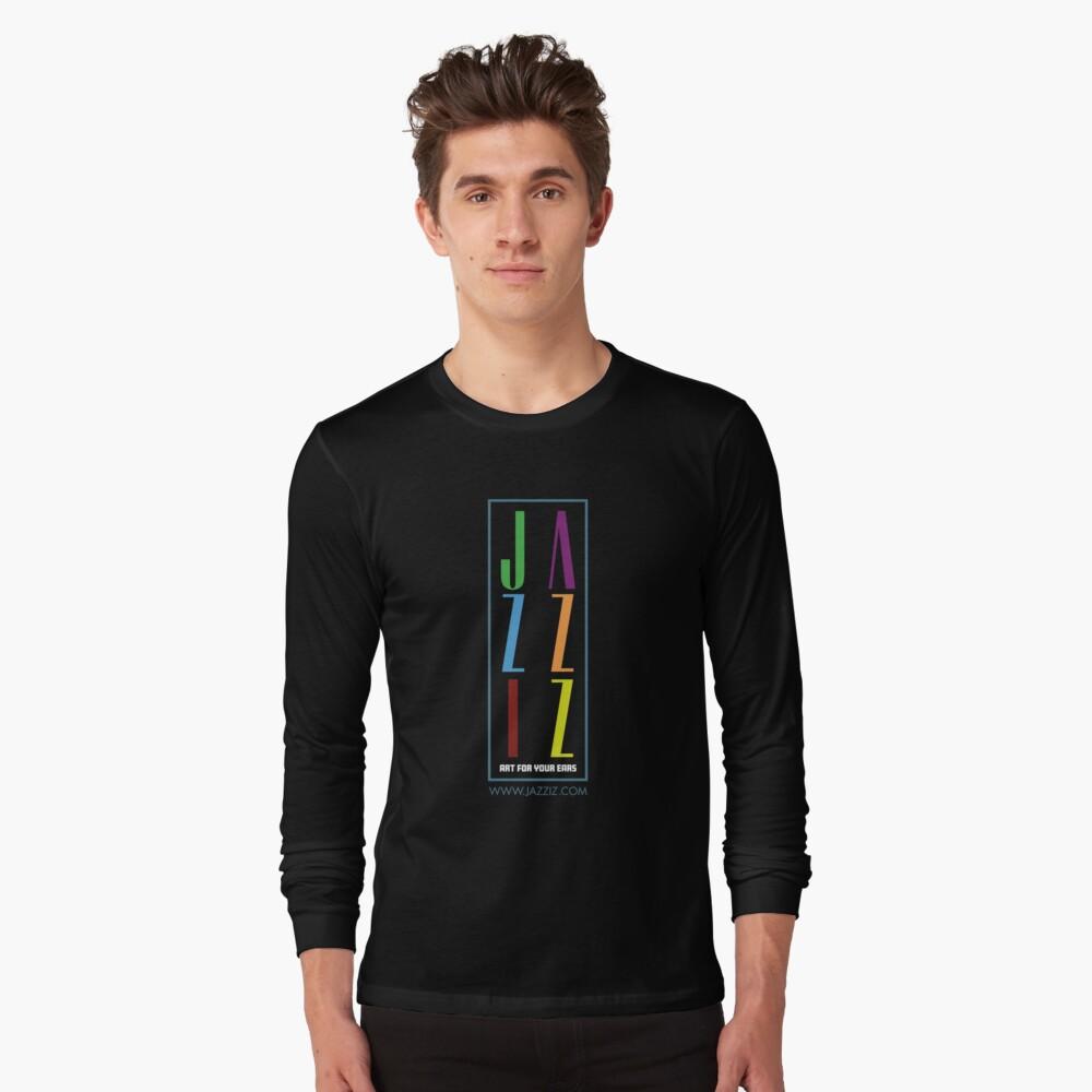 "JAZZIZ ""Stacked"" Long Sleeve T-Shirt"