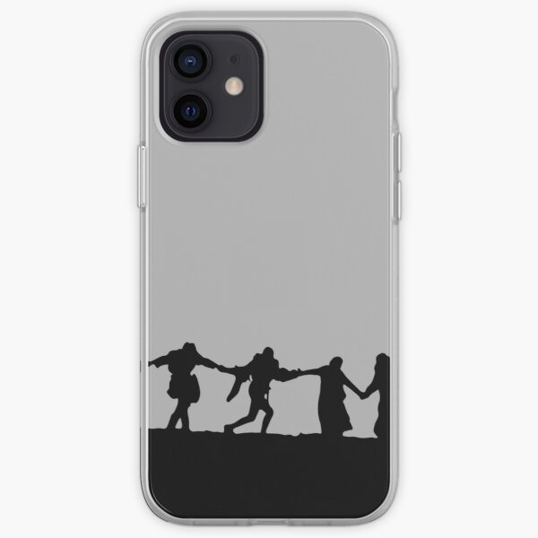 Ingmar Bergman´s Seventh Seal Funda blanda para iPhone