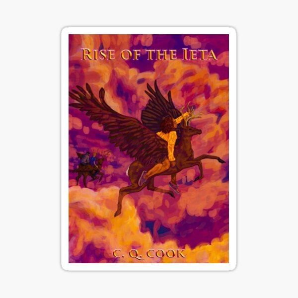 Rise of the Ieta Cover Sticker