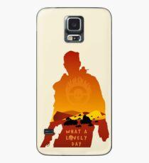 Mad Max Minimalist Case/Skin for Samsung Galaxy