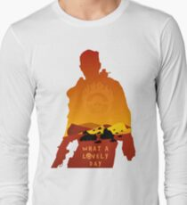 Mad Max Minimalist Long Sleeve T-Shirt