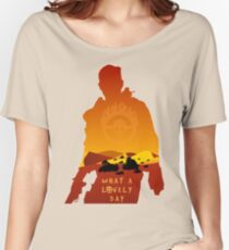 Mad Max Minimalist Women's Relaxed Fit T-Shirt