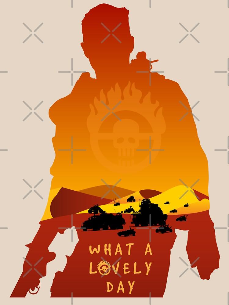 TShirtGifter presents: Mad Max Minimalist | Unisex T-Shirt