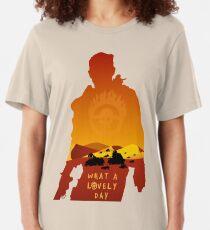 Mad Max Minimalist Slim Fit T-Shirt