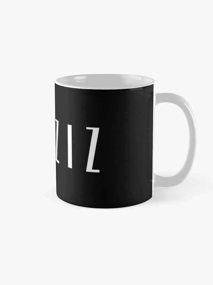 Alternate view of JAZZIZ Mug