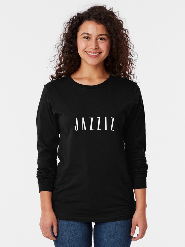 Alternate view of JAZZIZ Long Sleeve T-Shirt
