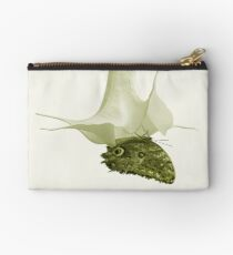 Monochrome - At the butterfly ball Zipper Pouch