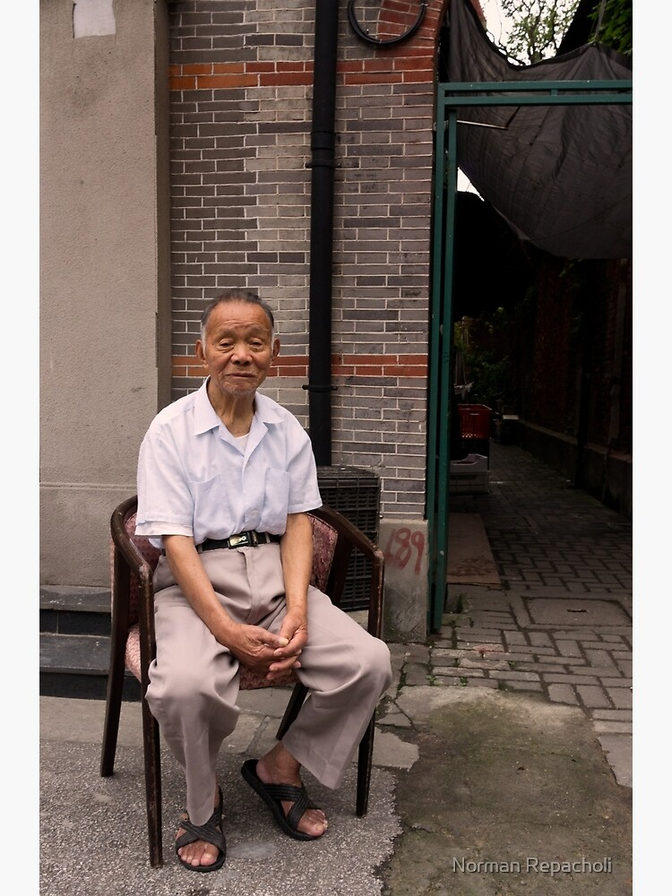 The Casual Observer - Shanghai, China by keystone