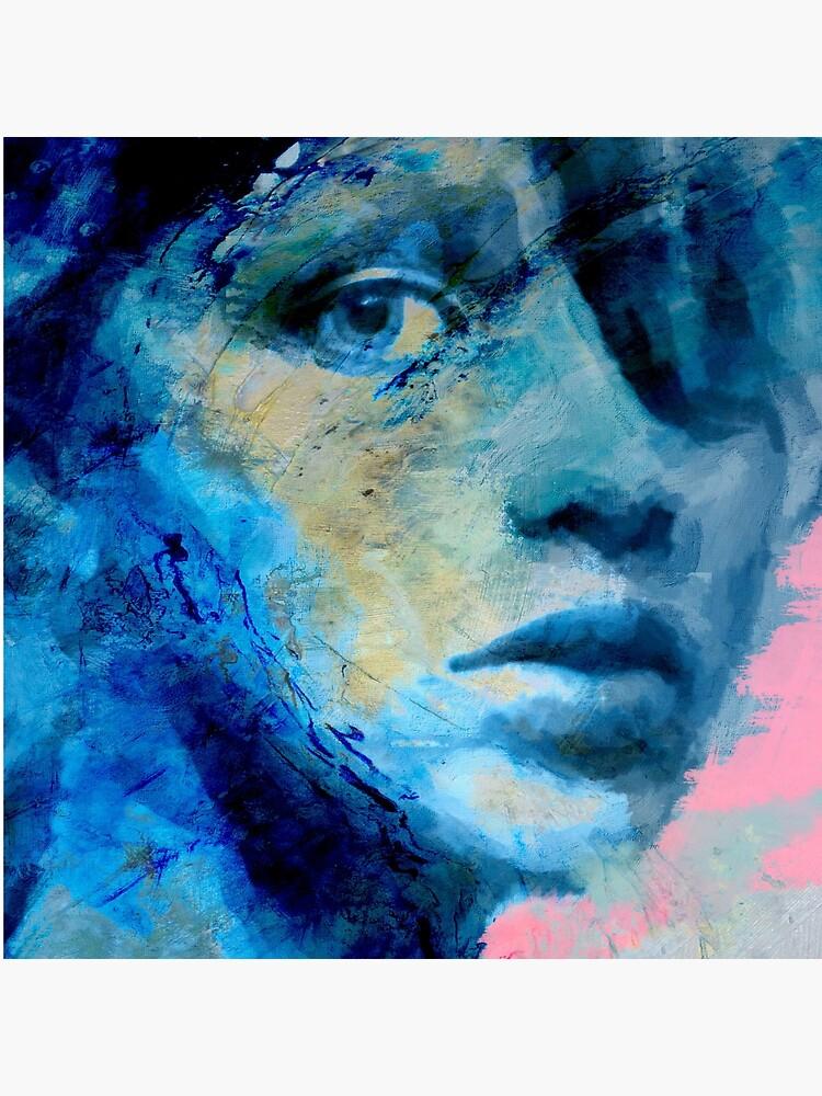Blue IV by Mackill
