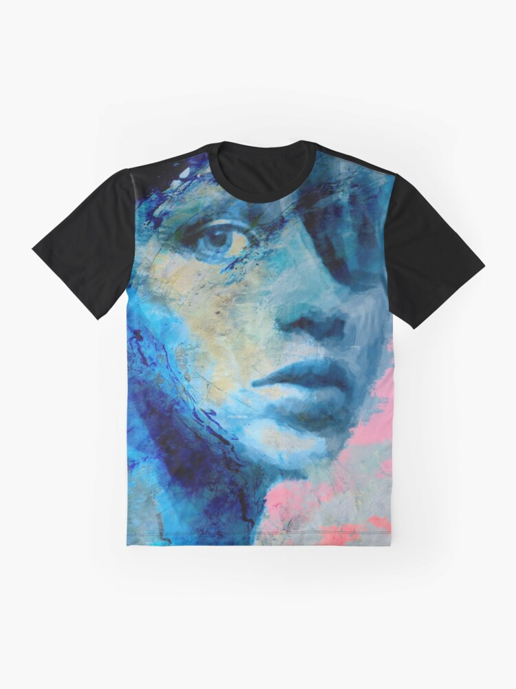 Alternate view of Blue IV Graphic T-Shirt