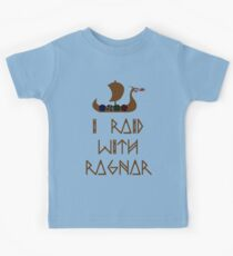 I Raid with Ragnar Kids Tee