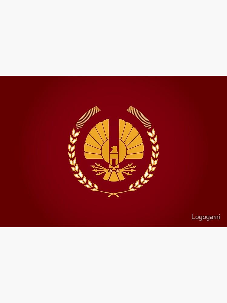 Panem Logo by Logogami