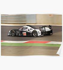 Signature Plus Lola Aston Martin Poster