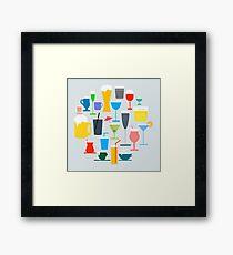 Time to Drink Framed Print