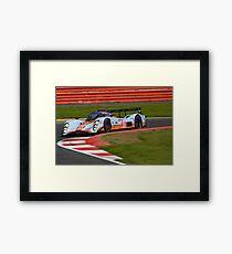 # 009 AMR Lola Aston Martin Framed Print
