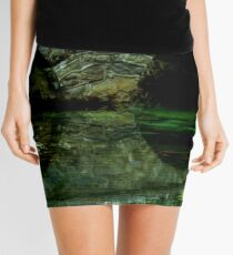 A Rock Bridge in the Country ^ Mini Skirt