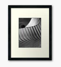 tub Framed Print