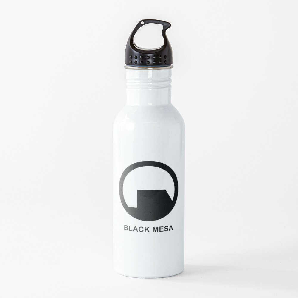 Black Mesa Research Facility Water Bottle