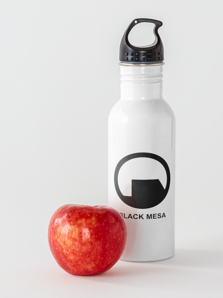 Alternate view of Black Mesa Research Facility Water Bottle