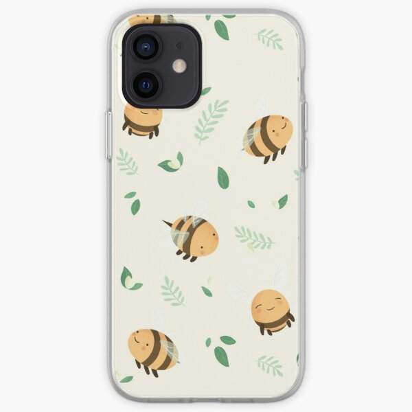 Lots of Bees iPhone Soft Case