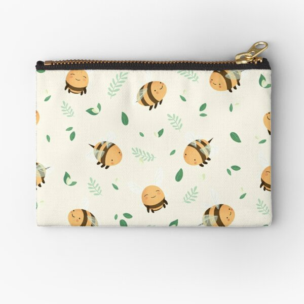 Lots of Bees Zipper Pouch