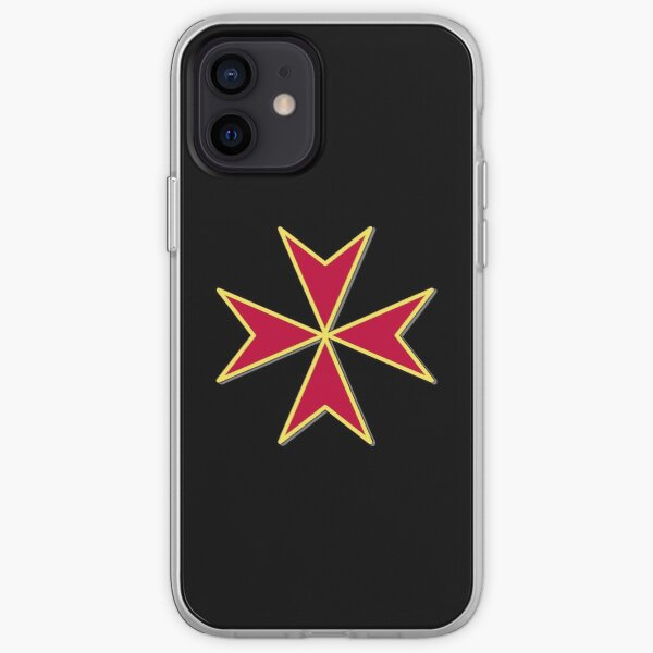 Cross of the Order of Saint Stephen iPhone Soft Case