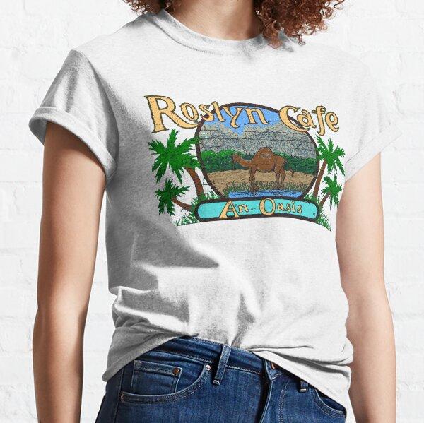 Roslyn Café, Cicely, Alaska Classic T-Shirt