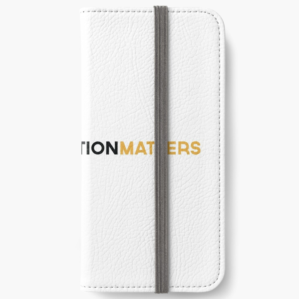 #RepresentationMatters iPhone Wallet