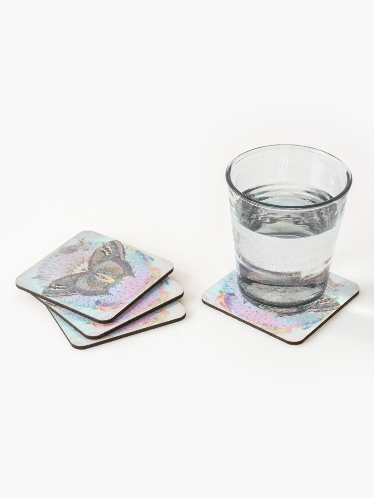 Alternate view of Pureform Coasters (Set of 4)
