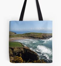 Surf's up - Tralor Beach, Co Donegal Tote Bag