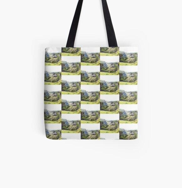 Random Captures R156 All Over Print Tote Bag