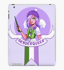 I was sorted into the Genderqueer House iPad Case/Skin