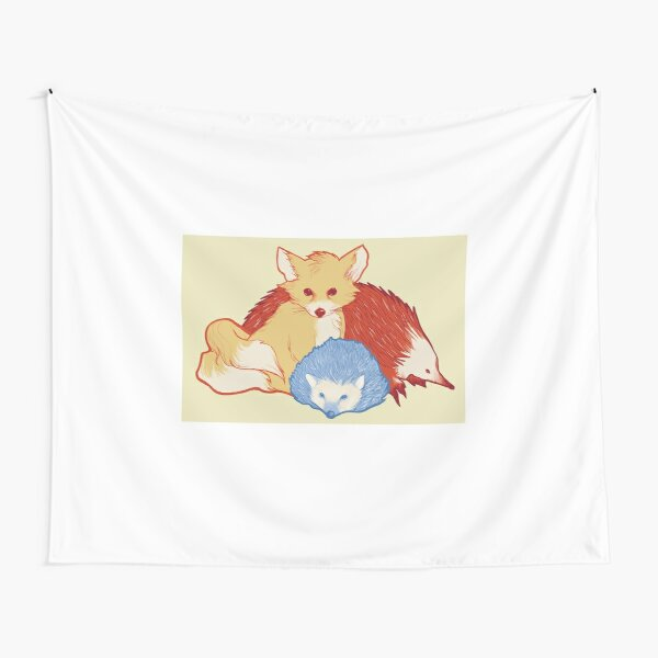 Fast Friends Tapestry