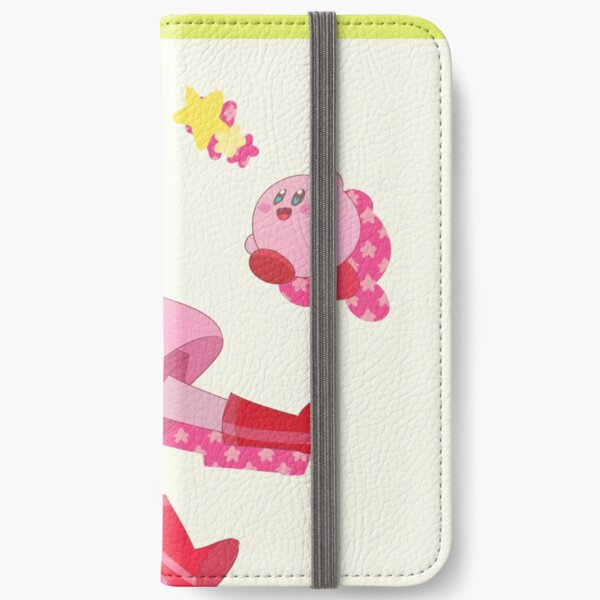 Human Kirby (Print Ver.) iPhone Wallet